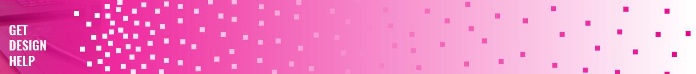 Get Design Help banner